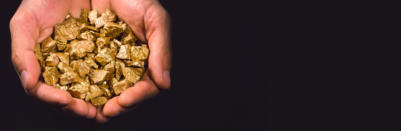 Fair gehandeltes und zertifiziertes Gold